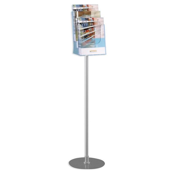 Picture of ONE 4-TIERS BROCHURE HOLDER STAND