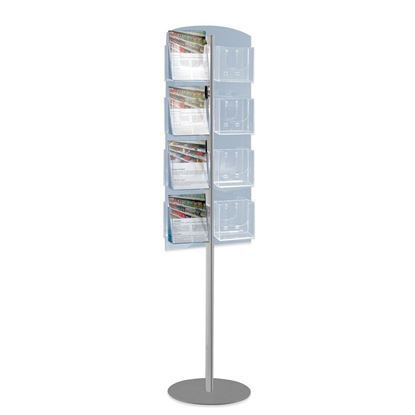 Picture of STAND WITH 8 A5 PORTRAIT BROCHURE HOLDERS - SINGLE SIDED