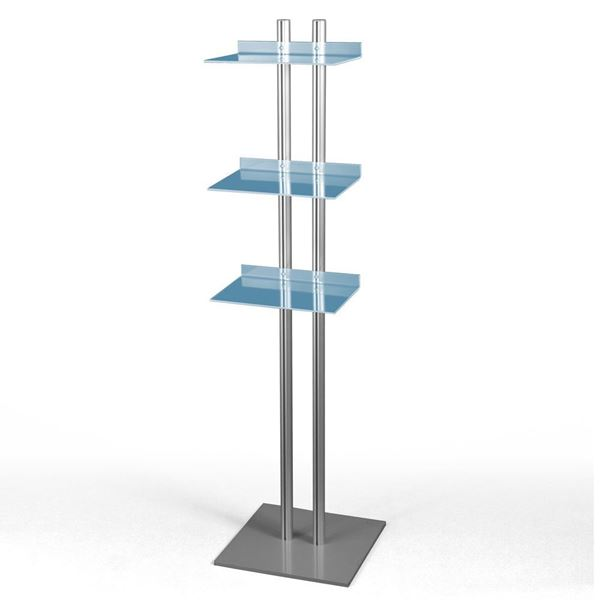 Picture of STAND WITH ADJUSTABLE SHELVES