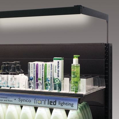 Picture of INCLINED LED BARS KIT FOR TOP SHELF