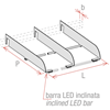 Picture of LED BAR HOLDER FOR SLIDING FORWARD SYSTEM